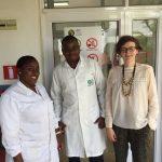 CISM Labs, Manhiça Mozambique